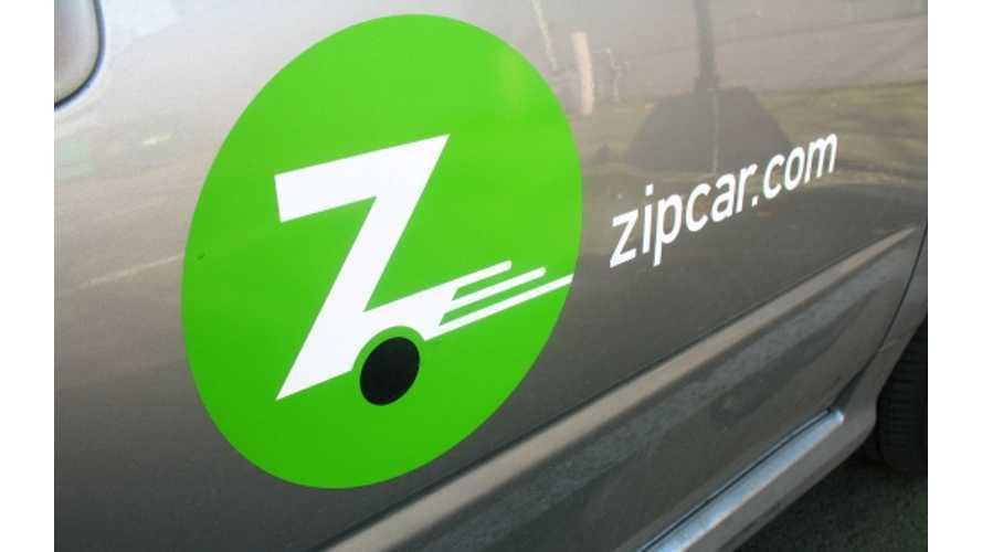 Zipcar Fleet In San Francisco Now Includes The Honda Fit EV