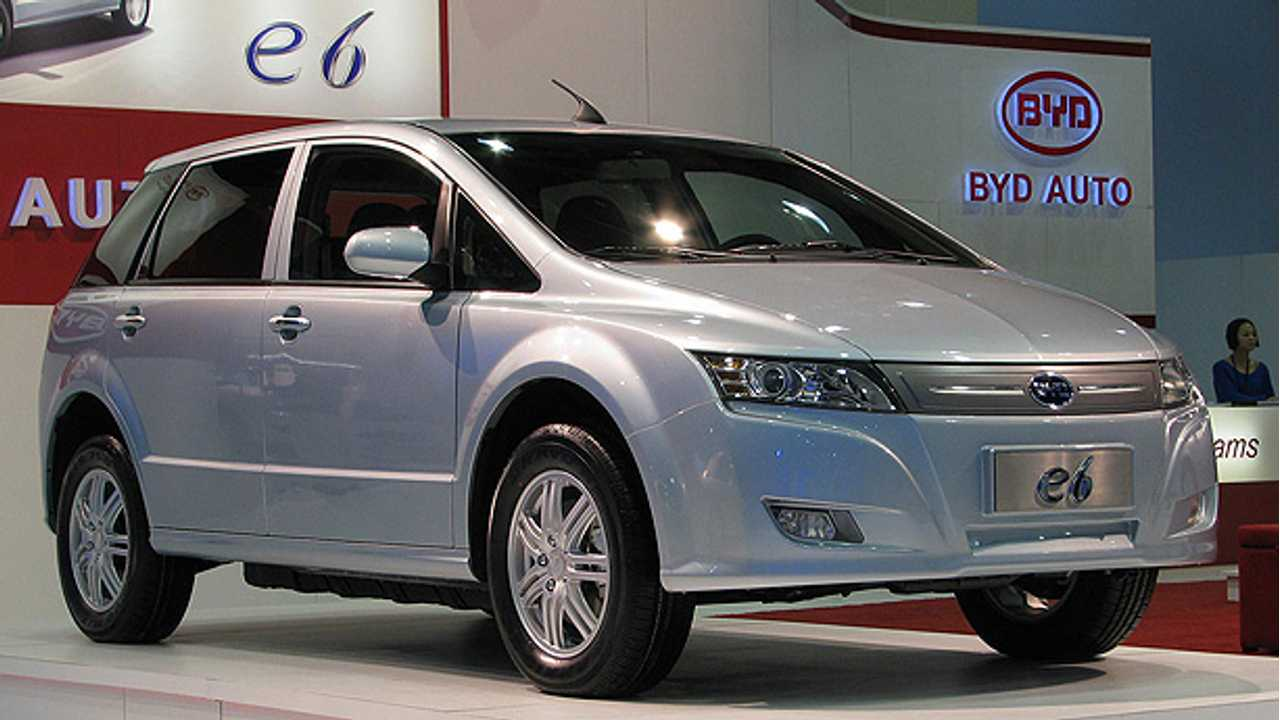 China Fails To Grow Electric Vehicle Business As Expected