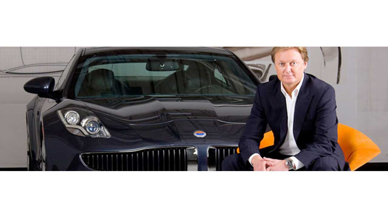 Not The Best Day For Henrik Fisker Or His Karma