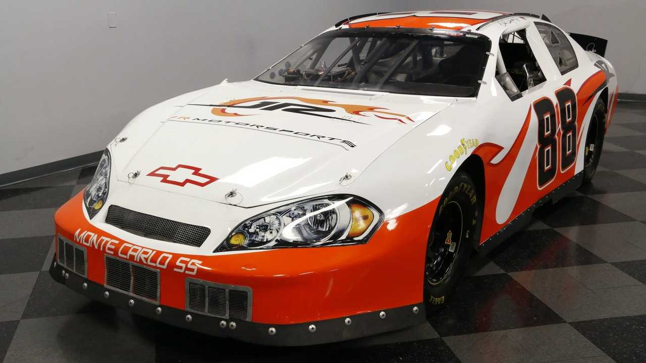 Race Around In This Jr Motorsports No 88 2007 Monte Carlo Ss