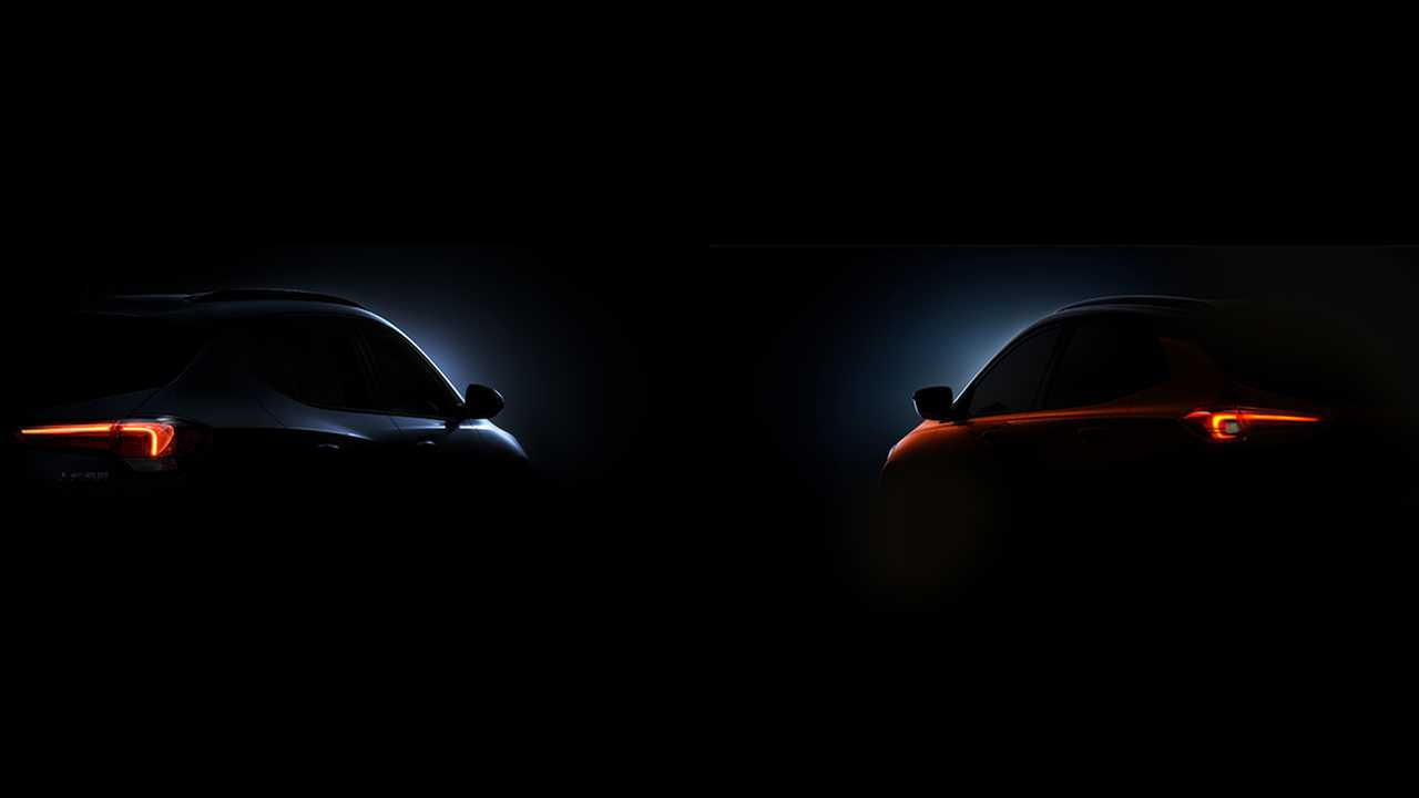 2020 Buick Encore, Encore GX teaser