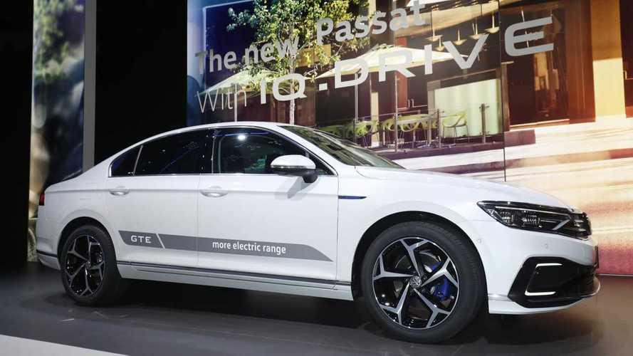 Volkswagen Passat GTE Plug-In Hybrid Returns With Upgrades