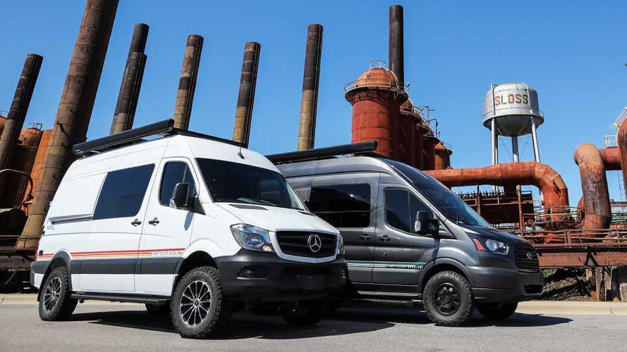 Storyteller Overland Mode 4x4 Camper Vans: preparadas para todo