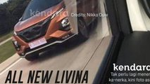 Flagra: Nissan Grand Livina 2019