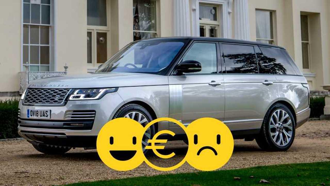 Promozione Range Rover