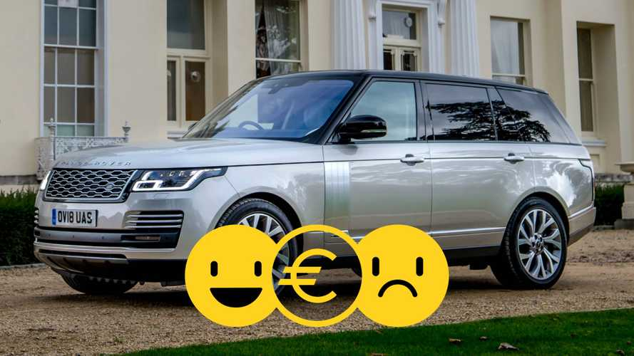 Promozione Land Rover Range Rover, perché conviene e perché no