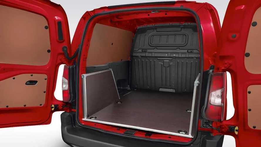 Opel Combo Cargo e Life