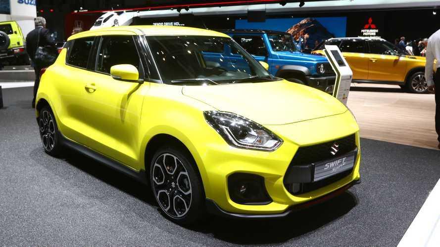 Suzuki al Salone di Ginevra 2019