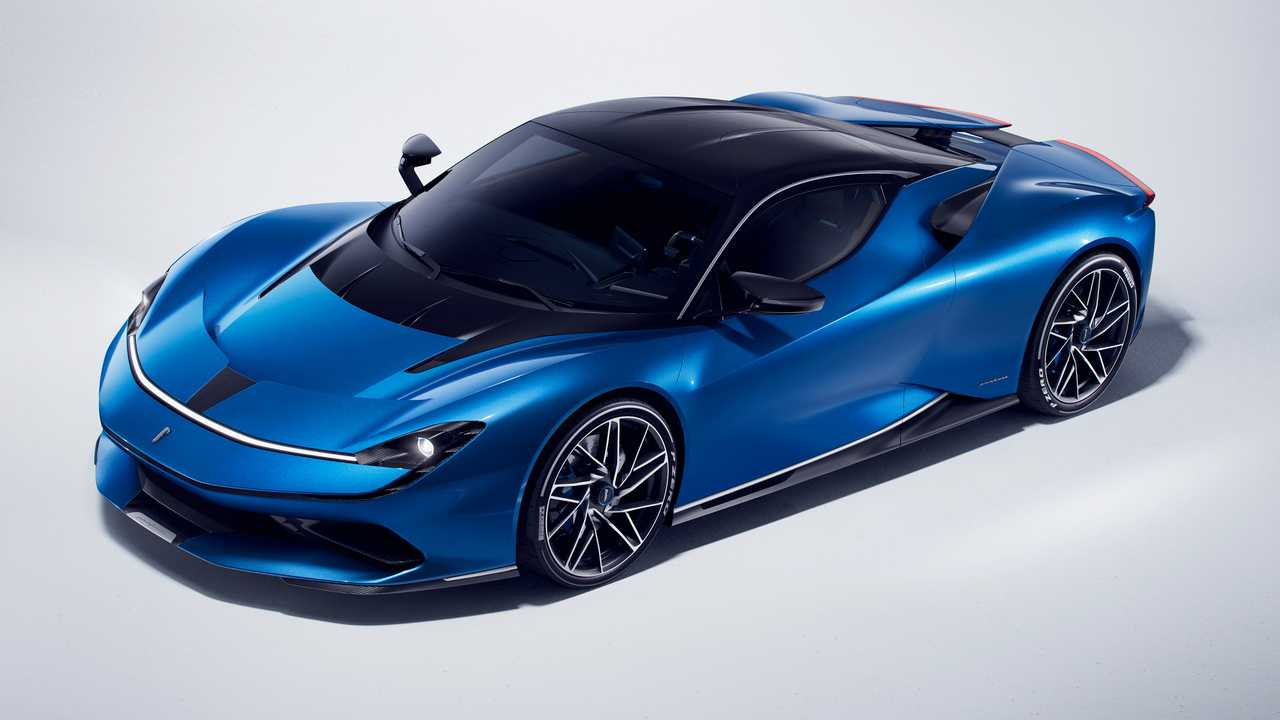 Best: Pininfarina Battista