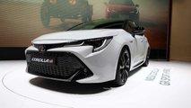 Toyota Corolla GR Sport e Corolla Trek - Salão de Genebra 2019