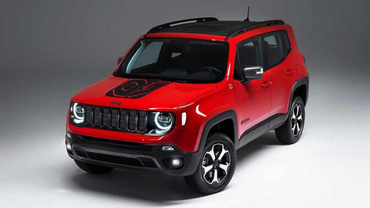 Jeep Renegade Plug-In Hybrid