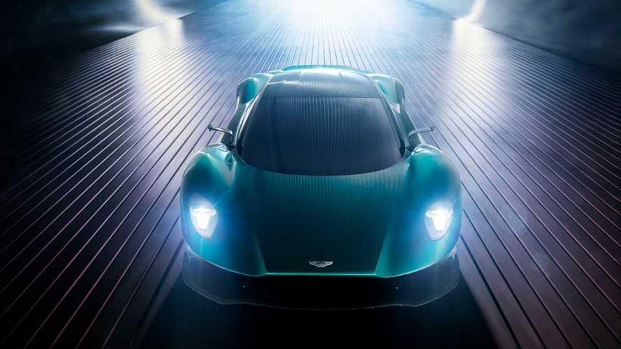 Los Aston Martin Vanquish AMR Pro y Volante, confirmados