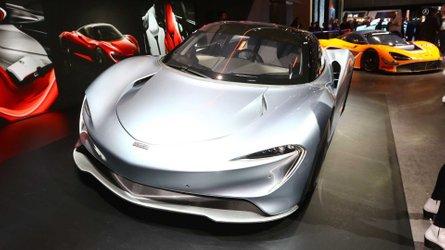 McLaren Speedtail, al Salone di Ginevra con 1.070 cavalli