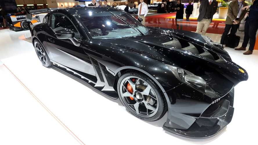 Ginetta Akula Breaks Cover With 200 MPH Top Speed, 600 HP