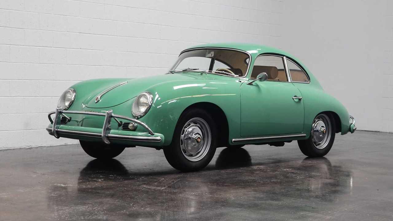 1959 Porsche 356A Super Coupe