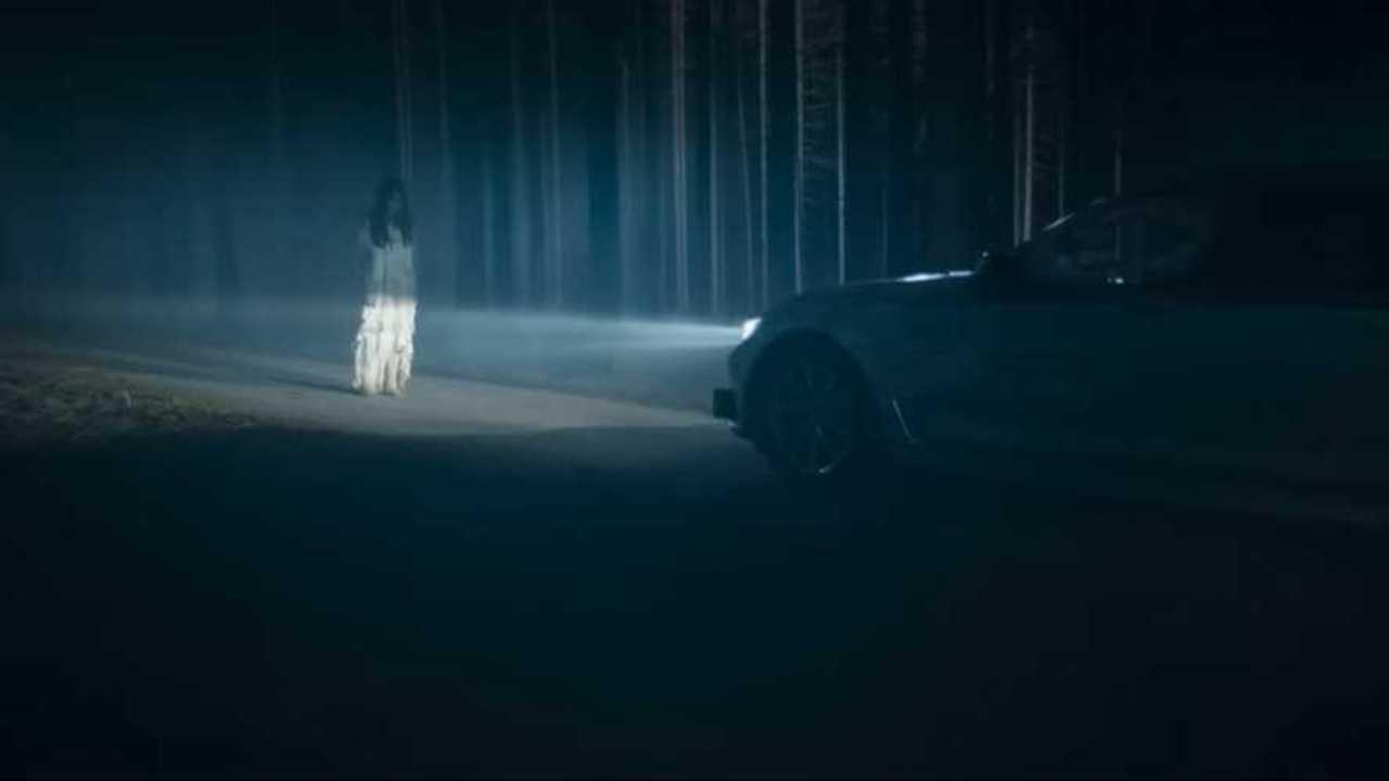 BMW Creepy Ghost