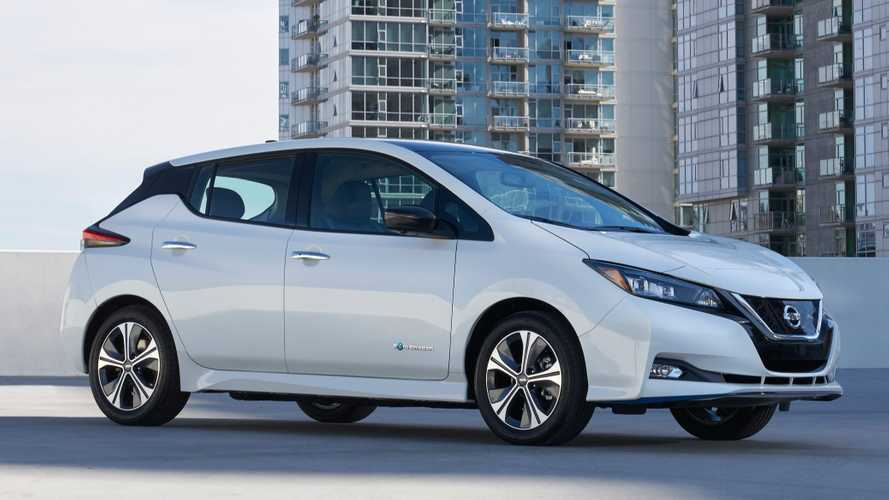 Nissan reveals longer range LEAF e-Plus