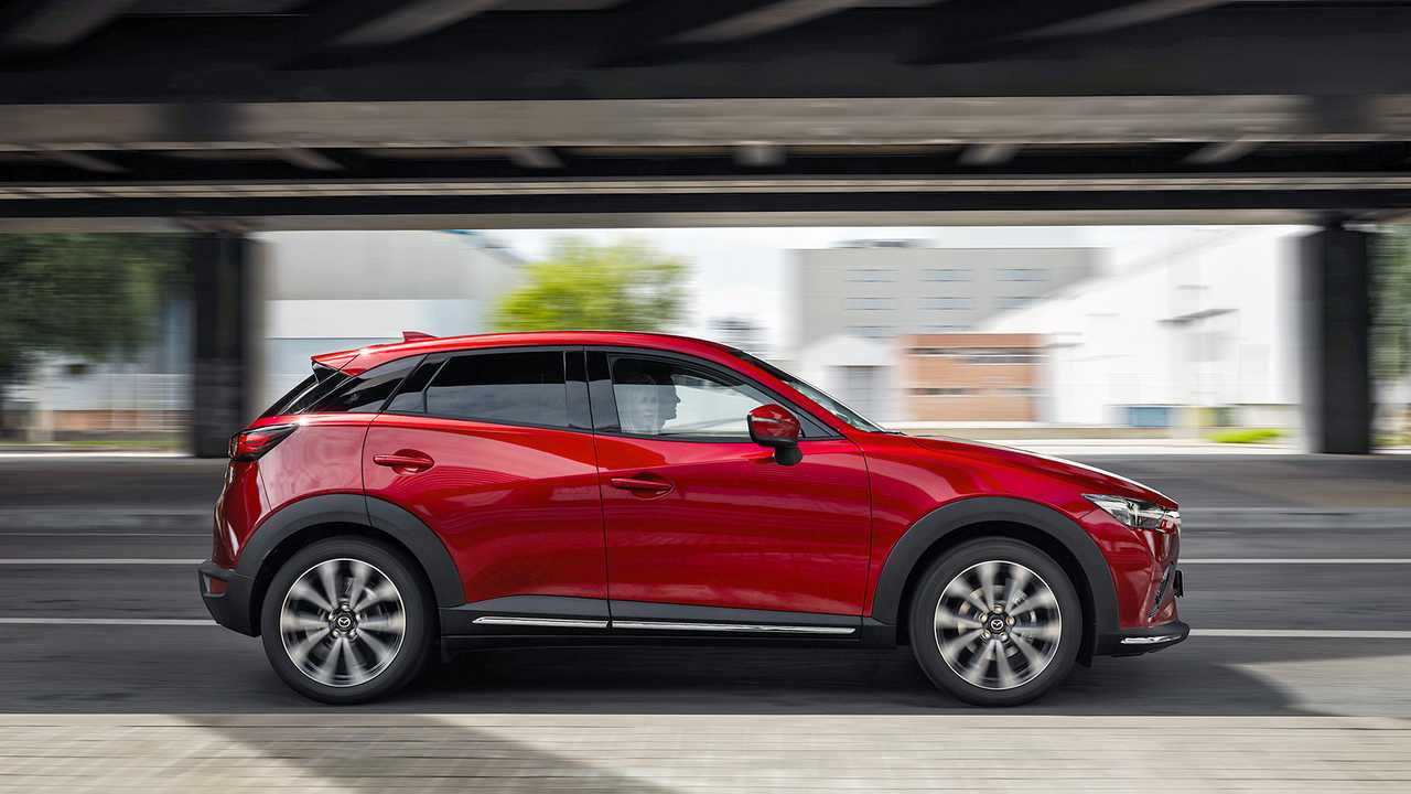 Mazda CX-3 Test (2019)