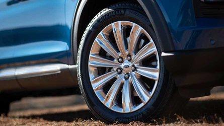 2020 Ford Explorer получит шины, которым не страшны проколы