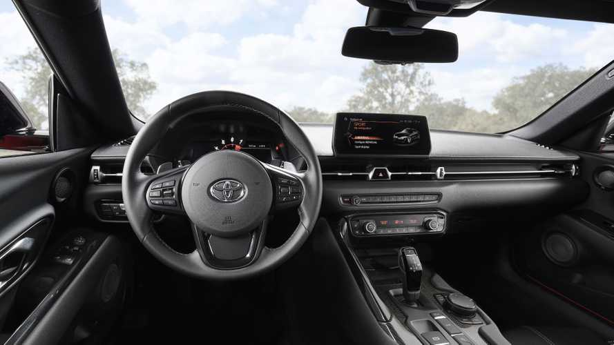 Toyota Supra May Require Annual Fee For Apple CarPlay