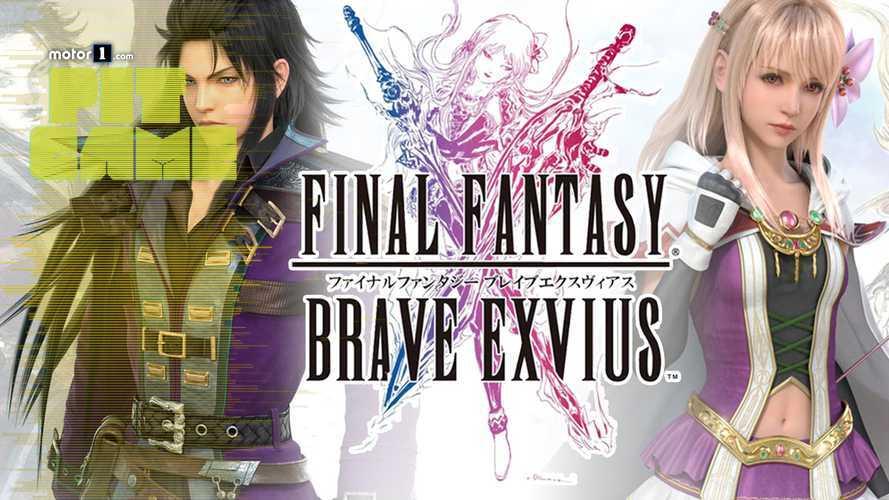 San Valentino 2019, anche Final Fantasy in promozione