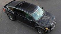 Michigan Vehicle Solutions Aero X Fastback Bed Cap