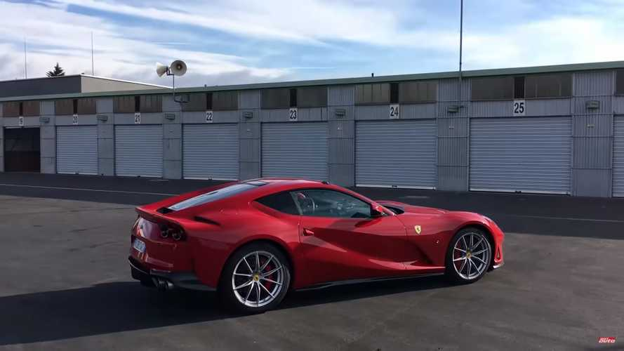 Ferrari 812 Superfast Nurburgring