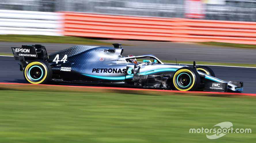 Hamilton: 'First date' with new Mercedes W10 'one of the best'