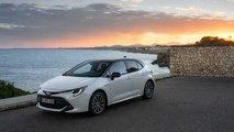 Neuer Toyota Corolla Hatchback Hybrid