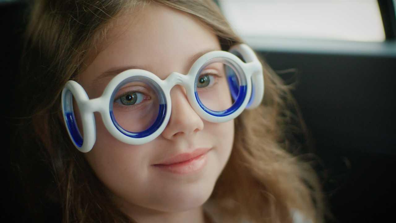Citroen hareket hastalığı gözlükleri