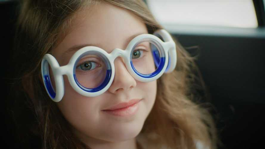 Citroën Glasses Will Solve Car Sickness