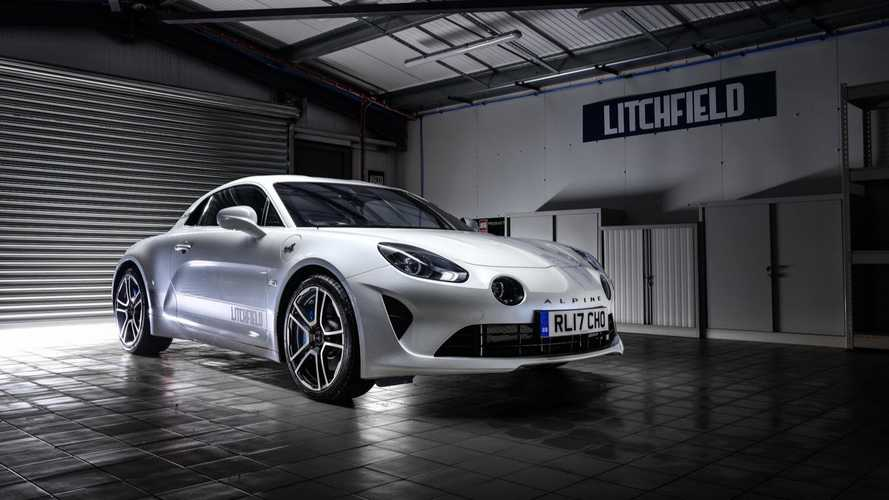 Alpine A110 par Litchfield