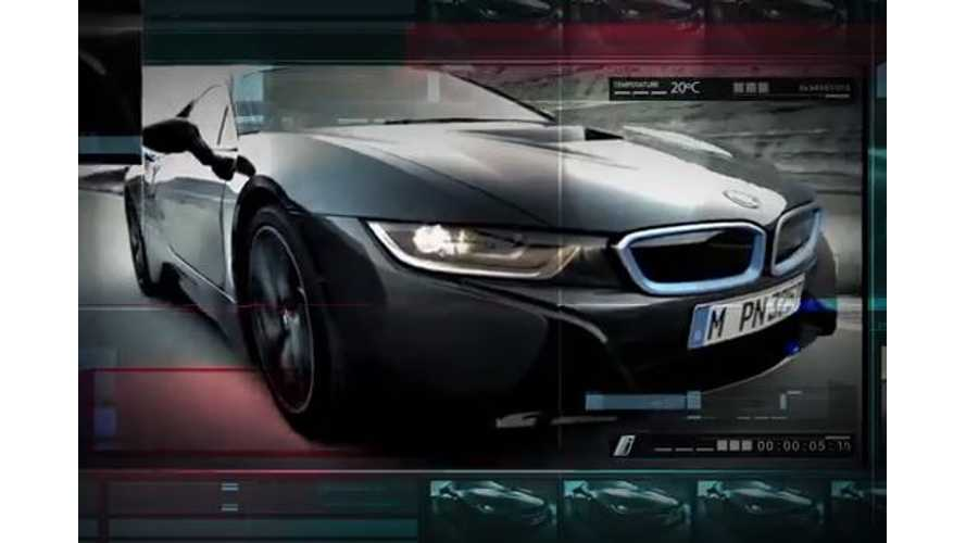 BMW i8 Ad Presented by SR Fotografi