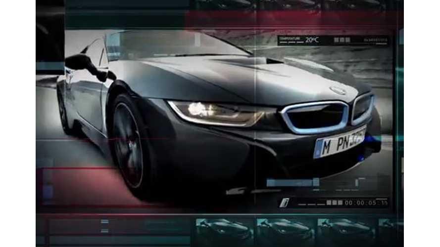 BMW i8 Ad Presented by SR Fotografi
