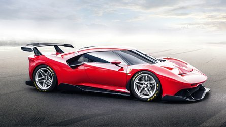 Ferrari P80/C Debuts Taking Cues From The Prancing Horse's Racers