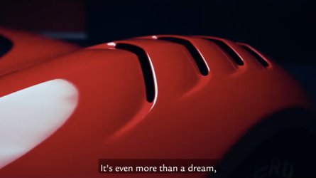 Ferrari Teases Prototipo One-Off Supercar A Day Before Reveal