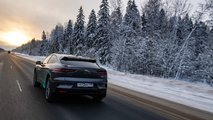 2018 Jaguar I-Pace İlk Sürüş: St.Petersburg'dan Moskova'ya