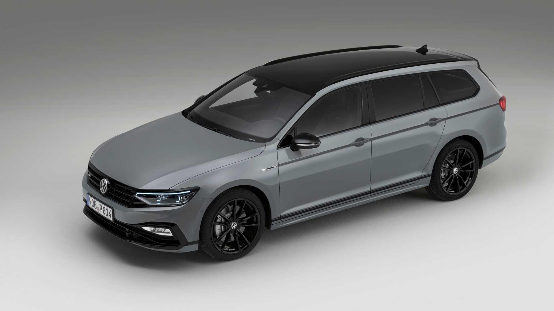2019 - [Volkswagen] Passat restylée - Page 4 2019-vw-passat-variant-r-line-edition