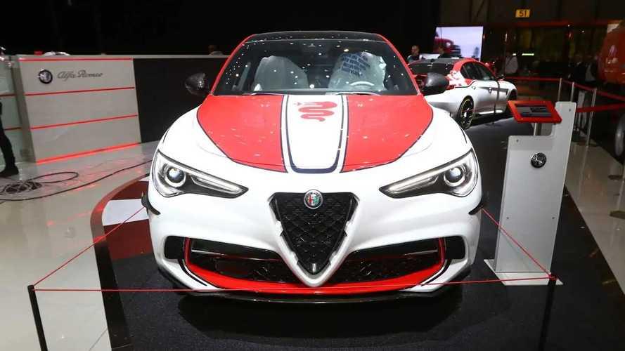 Alfa Romeo au salon de Genève 2019