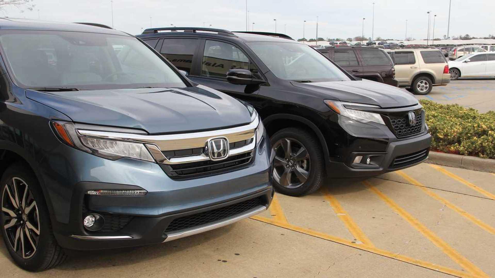 2020 Honda Passport Vs Pilot All Differences >> See The Differences 2019 Honda Passport Versus 2019 Honda Pilot