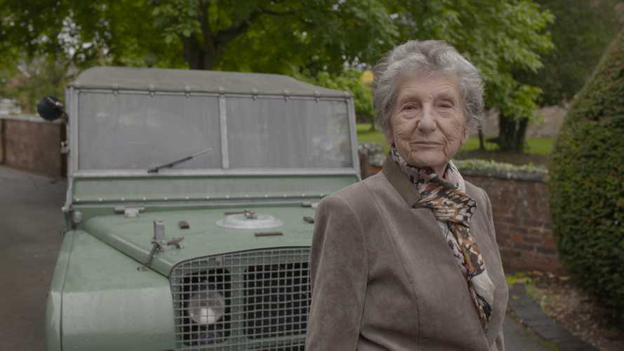 Former Land Rover Employee Reunited With Car After 70 Years