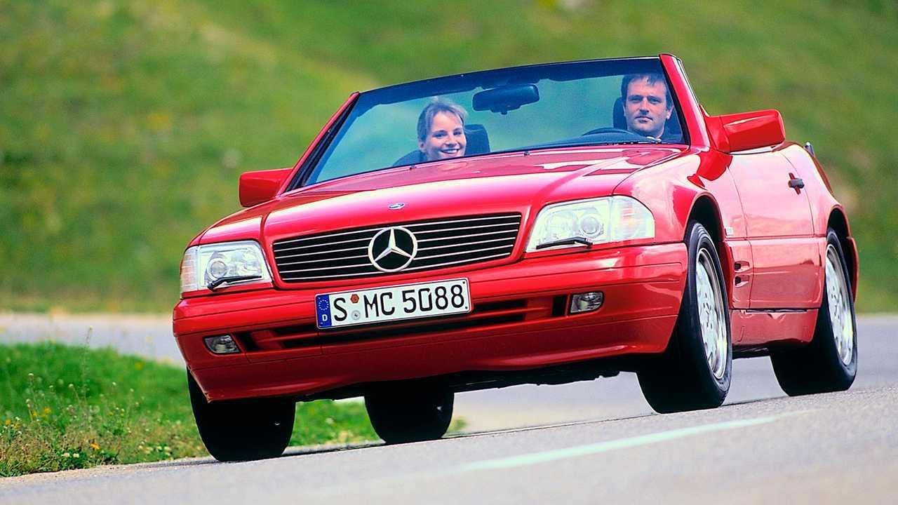 Mercedes-Benz SL R 129 series