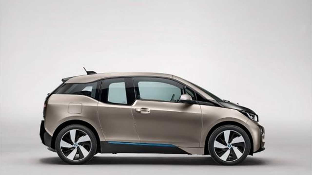 BMW i3 Sales Exceed 400 Units in Debut Month of November in Europe