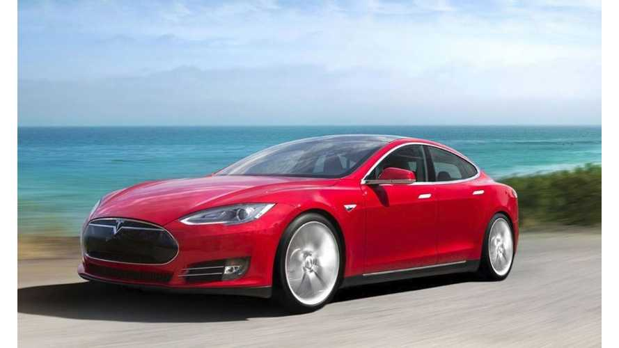 Tesla Model S and Chevy Spark EV Nominated for CNET's
