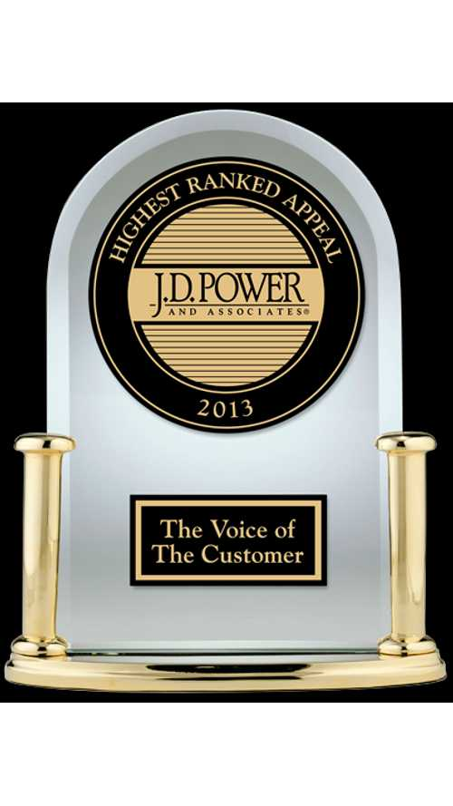 Chevy Volt Wins J.D Power APEAL Award for 3rd Consecutive Year; Volt is Still Only Plug-In to Ever Win