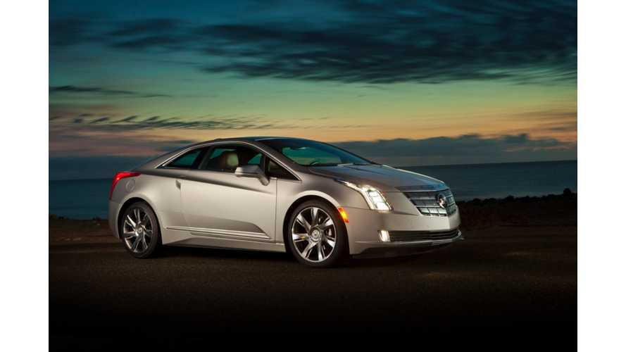2014 Cadillac ELR 0-60 In 7.8 Seconds* (8.8 In EV Mode), 37 Miles Range + ALL The Other Specs