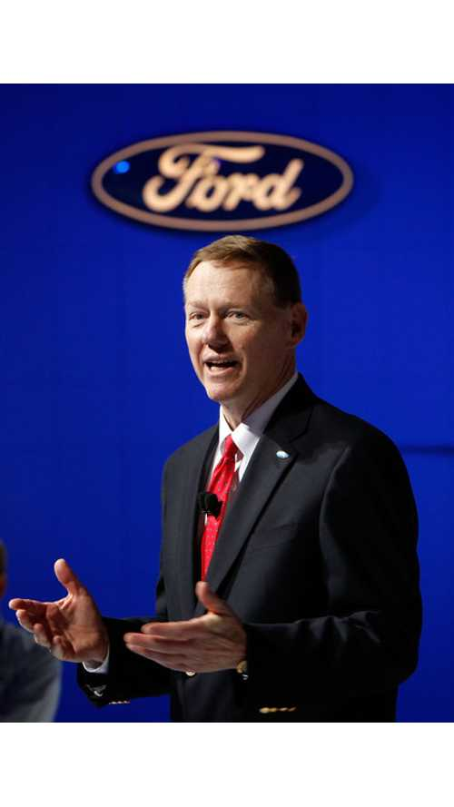 Ford CEO Says Automaker is