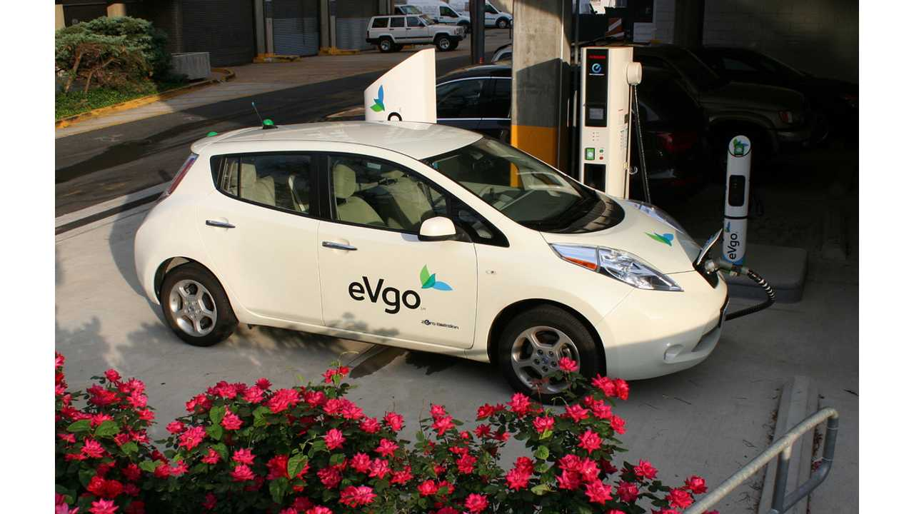 First of Three eVgo Quick-Charge Stations Opens in DC