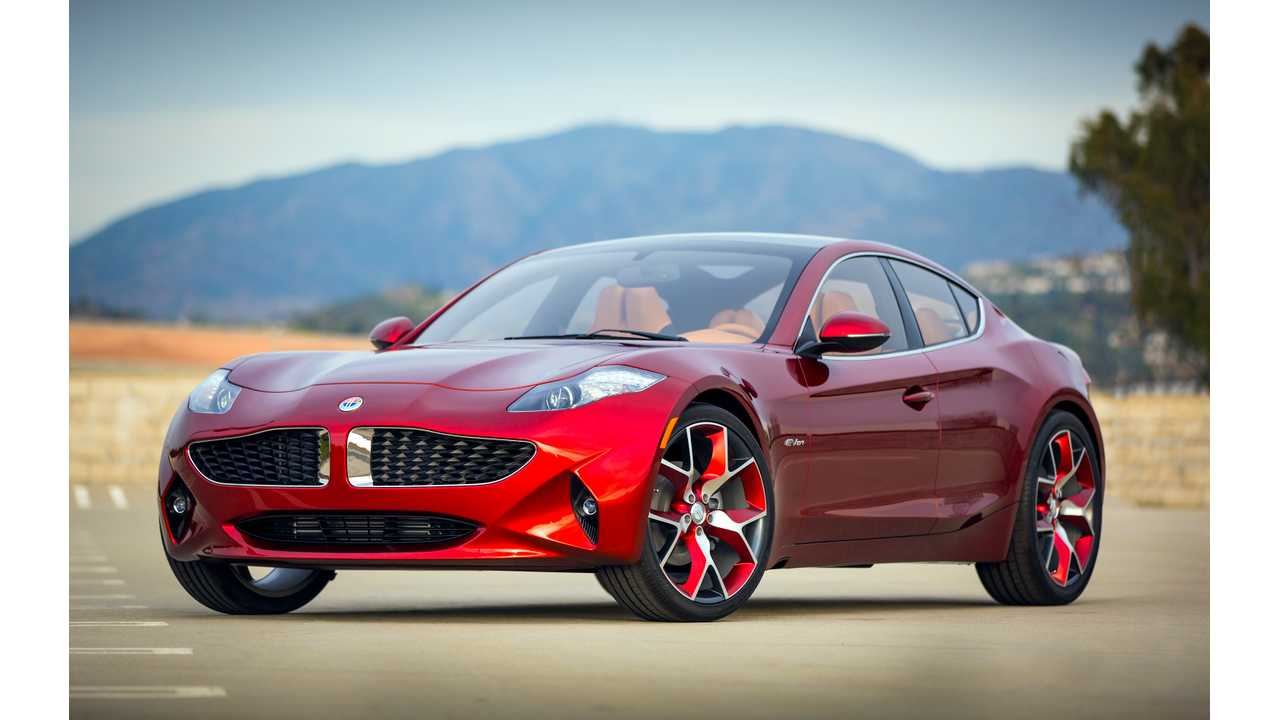 Fisker Atlantic Was to be Produced in Delaware