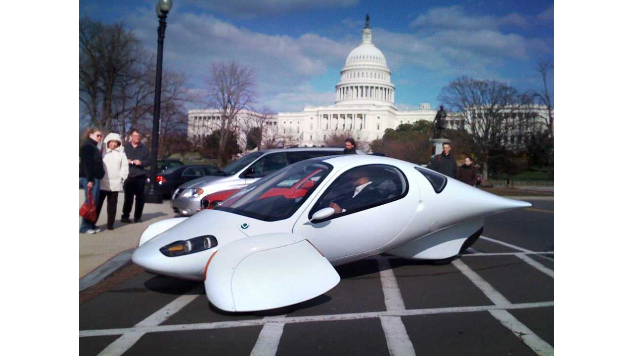 Electric Vehicle Startups Doomed? Think Again